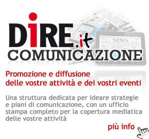 dire comunicazione banner